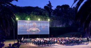Cinema sotto le stelle a Villasanta